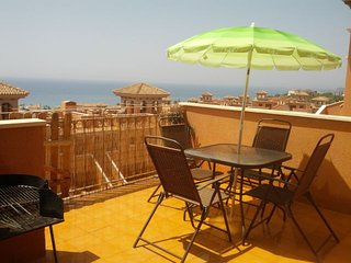 Stunning Seaview Penthouse Apartment - Isla Plana vacation rentals