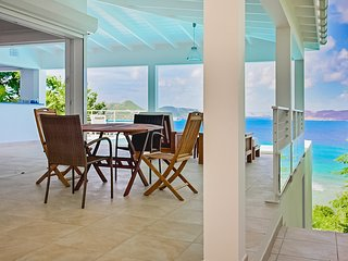 Bright Villa with A/C and Shared Outdoor Pool - Saint Jean vacation rentals