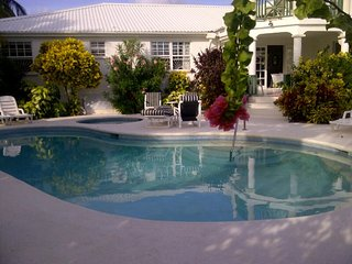 Beautiful Barbados Villa with Pool & Hot Tub - Saint George vacation rentals