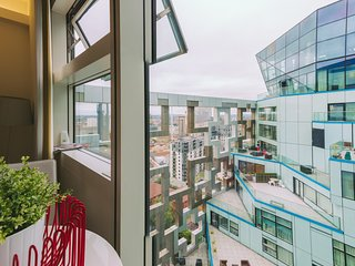 Stylish Stay in the Sky - Birmingham vacation rentals