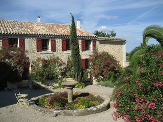 Gîtes Appartement Château de Massignan  Salleles A - Saint-Marcel-sur-Aude vacation rentals