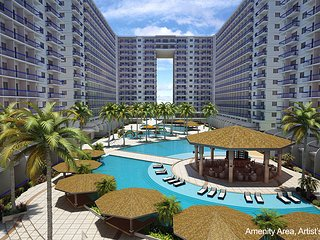 1BR Unit at Shell Residences Mall of Asia - Pasay vacation rentals