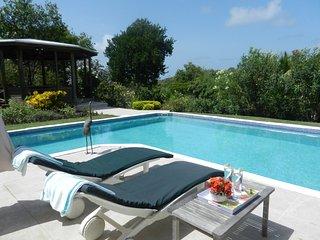 THE VILLA : Luxury villa , large pool, ocean views - Saint David's vacation rentals