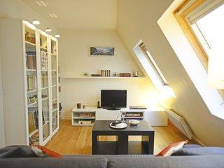 BRIGHT APT Champs Elysees Area*  2 Free Seine Tix - Paris vacation rentals