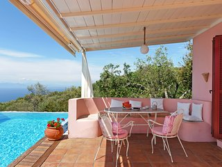 Villa Aledora with Private Pool - Agios Nikitas vacation rentals
