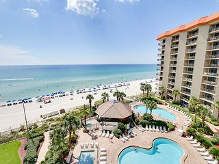 2 Bedroom Condo with Private Balcony at the Summerhouse - Panama City Beach vacation rentals