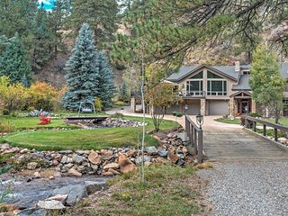 NEW! 4BR Evergreen House w/Splendid Mountain Views - Evergreen vacation rentals