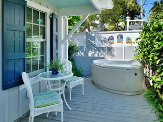 Mccartney's Manor- Luxury Private Cottage w/Spa - Key West vacation rentals
