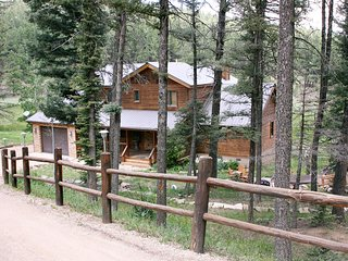 Luxury Mountain Home, Hot Tub, Beautiful Views, Outdoor Firepit - Angel Fire vacation rentals