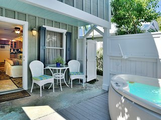 Harrison's Hideaway - Luxury Cottage w/Private Spa - Key West vacation rentals