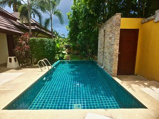 3 bedroom house with private pool and waterfall in Naiharn - Nai Harn vacation rentals