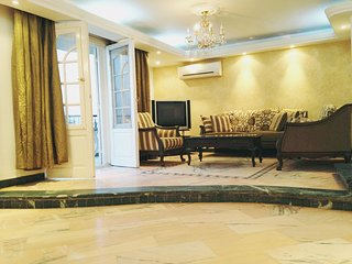 3 bedroom luxury flat for rent in cairo old maadi - Cairo vacation rentals