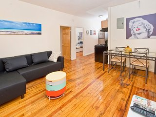 ~ INCREDIBLE ~ Specious 2BR NYC Apt! - New York City vacation rentals