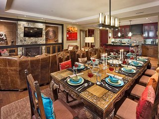 Slopeside! One Steamboat Place - Zen Mtn - Steamboat Springs vacation rentals
