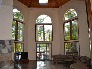 Amazing Modern Lakefront Chateau in Pocono's heart - East Stroudsburg vacation rentals