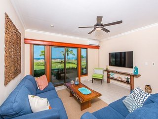 New 2-Bed, 2-Bath Beachfront Condo Now Available! - Playa Potrero vacation rentals