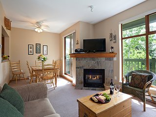 Walk Everywhere!  Across from Whistler Village. Brand NEW KITCHEN!!! - Whistler vacation rentals