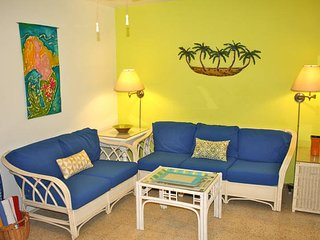 1 BR/ Private Tropical Setting/ Walk to beach! - Isabel Segunda vacation rentals
