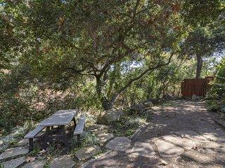 Custom creekside home in beautiful natural setting - Creekside Haven - Santa Barbara vacation rentals