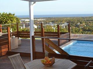 Location saisonnière Villa Jolizévi Réunion - L'Etang-Sale vacation rentals