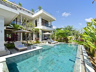Luxury by Golf Course and Surf Beach. - Pecatu vacation rentals