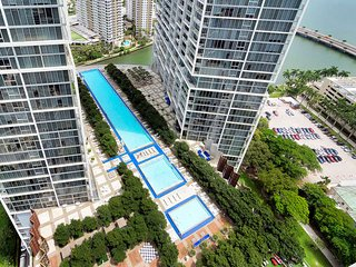 1 bedroom Apartment with Internet Access in Miami - Miami vacation rentals