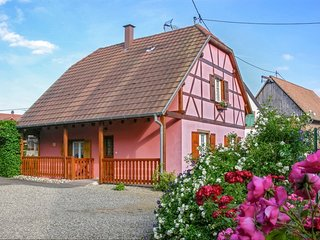 La Maison d'Alsace - a traditional, 3-bedroom house with terrace and garden – 35km from Strasbourg! - Stotzheim vacation rentals