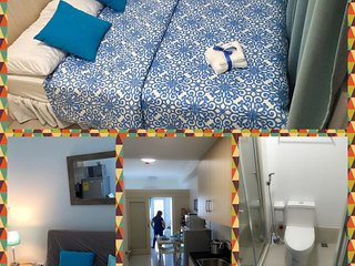 New CONDO along EDSA - Mandaluyong vacation rentals