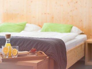 ECO Boutique Hotel AMS Beagle - king room - Zgornje Gorje vacation rentals