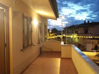 Spacious flat near beaches of Sinis and Monte Arci - Solarussa vacation rentals