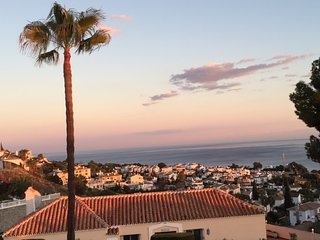 Welcome to Mirador – Seaviews, Wifi, pool, A/C - Mijas vacation rentals