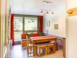 Les arcs 1800 apt renové 6 pers 2 chambres parking - Les Arcs vacation rentals