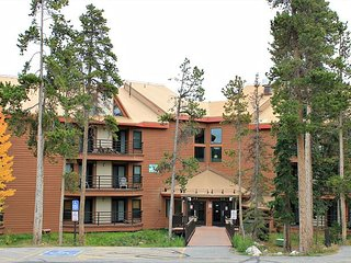 BV207BB Comfortable Condo with Elevator, Wifi, Fireplace, Clubhouse access - Silverthorne vacation rentals