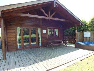 Walnut Log Cabin - Swanage vacation rentals