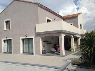 très  belle appartement 120 m² terrasse 30 m² Mèze - Meze vacation rentals