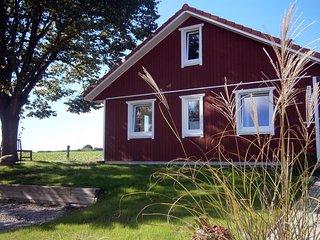 Urlaub im neuen Holzhaus, das Lindhus in Grödersby - Arnis vacation rentals