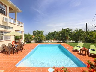Spacious Villa with Television and DVD Player - Gros Islet vacation rentals