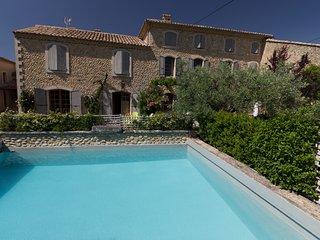 Clos du Père Clément maison de campagne vigneronne - Visan vacation rentals