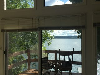 2 bedroom Condo with Deck in Canandaigua Lake - Canandaigua Lake vacation rentals