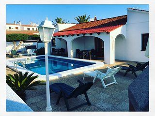 Perfect Villa with Internet Access and A/C - Cala'n Porter vacation rentals
