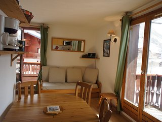 Studio cabine, centre station, plein sud - Val-d'Isère vacation rentals