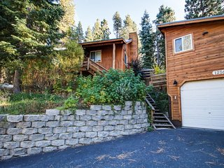 Spacious dog-friendly escape with firepit and a prime alpine location! - Truckee vacation rentals