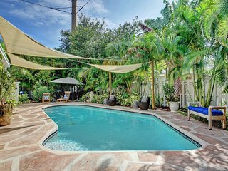 2BR Heated Pool Home!  Fantastic Location! - Wilton Manors vacation rentals