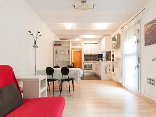 Fonthonrada: Cozy 1 bedroom central apartment - Barcelona vacation rentals