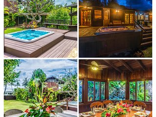 Gorgeous 3 bedroom Waimanalo House with Deck - Waimanalo vacation rentals
