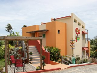 Fusion Beach Villas Boutique Suite - Stay*Love*Play at Jobos Beach in Isabela PR - Isabela vacation rentals