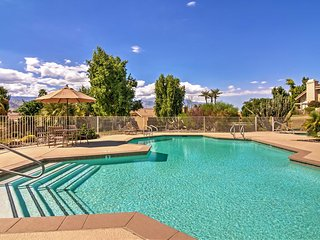 NEW! 2BR Palm Desert Condo w/Patio & Mountain Views - Palm Desert vacation rentals