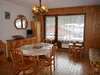 BELLACHAT Studio + sleeping corner 4 persons - Le Grand-Bornand vacation rentals