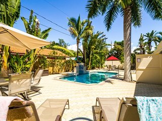 Bright 4 bedroom House in Gulf Gate Branch - Gulf Gate Branch vacation rentals