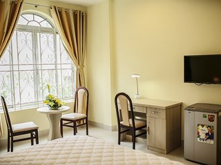 Deluxe studio with large bathroom & bancony at D1 - Ho Chi Minh City vacation rentals